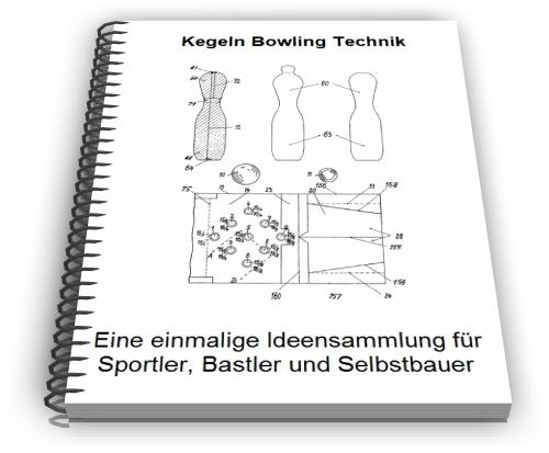 Kegeln Bowling Kegelbahn Technik