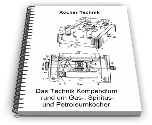 Kocher Gaskocher Spirituskocher Technik