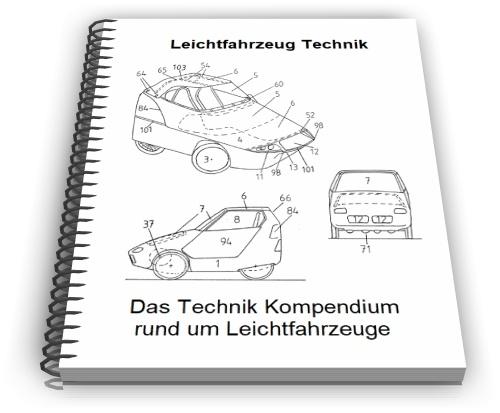 Leichtfahrzeug Leichtbaufahrzeug Technik