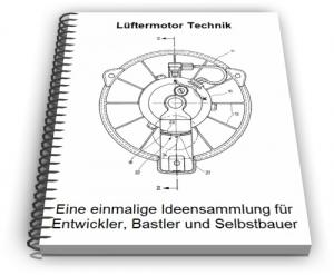 Lüftermotor Technik