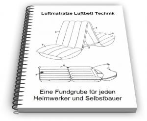 Luftmatratze Luftbett Technik