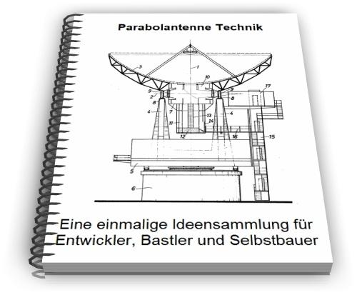 Parabolantenne Parabolspiegel Technik