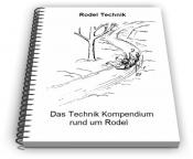 Rodel Rodelschlitten Rodelbahn Technik