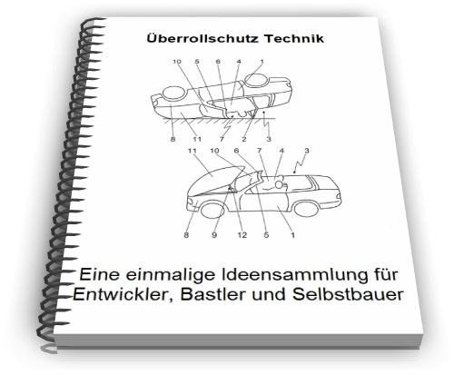 Überrollschutz Überschlagschutz Überrollbügel Technik