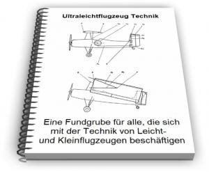 Ultraleichtflugzeug Leichtflugzeug Kleinflugzeug Technik