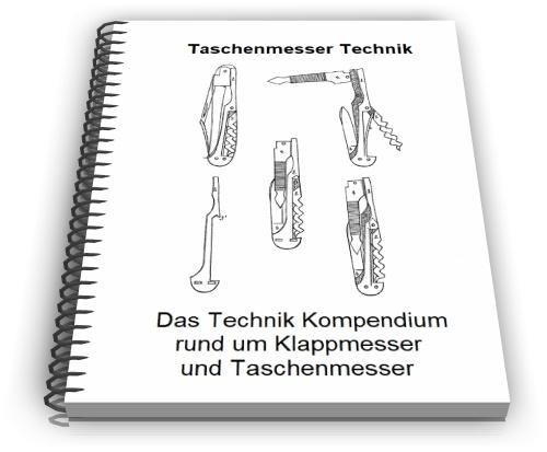 Taschenmesser Klappmesser Technik