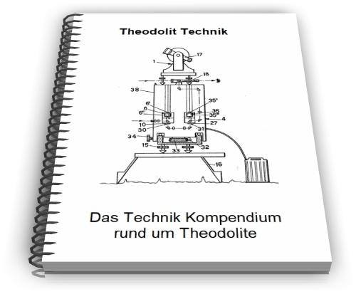 Theodolit Kinotheodolit Technik