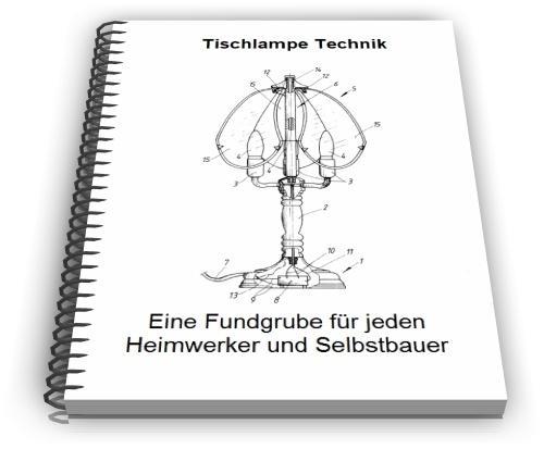 Tischlampe Tischleuchte Nachttischlampe Technik