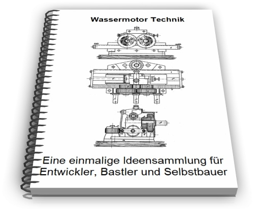 Wassermotor Technik