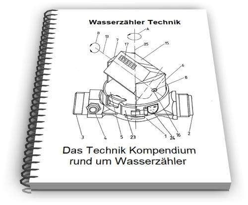 Wasserzähler Verbundwasserzähler Technik