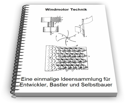 Windmotor Technik