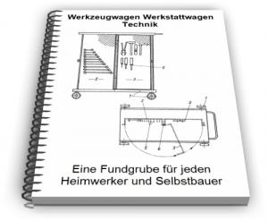 Werkzeugwagen Werkstattwagen Technik