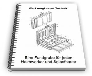 Werkzeugkasten Werkzeugkiste Technik