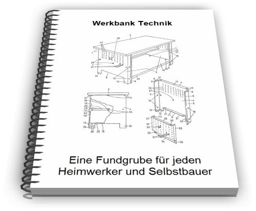 Werkbank Klappwerkbank Sicherheitswerkbank Technik