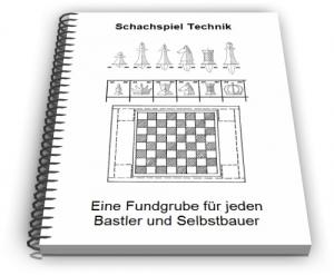Schach Schachbrett Schachfigur Schachuhr Technik