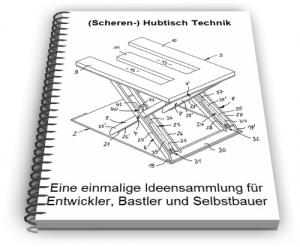 Scherenhubtisch Hubtisch Scherenhebebühne Technik