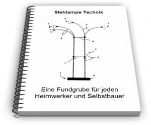 Stehlampe Stehleuchte Standlampe Technik