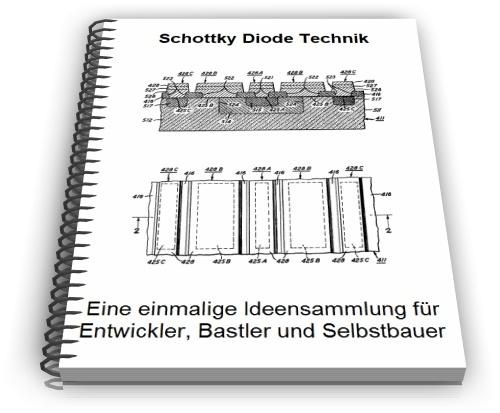 Schottky Diode Sperrschicht Sperrschichtdiode Technik