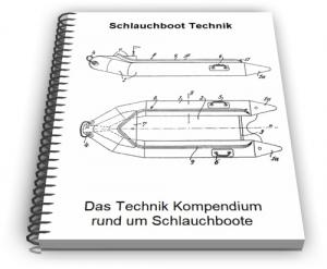 Schlauchboot Technik