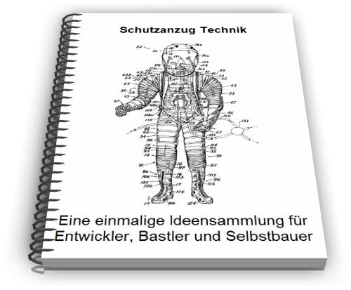 Schutzanzug Strahlenschutzanzug Gasschutzanzug Technik
