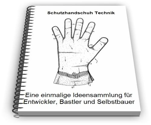 Schutzhandschuh Arbeitsschutzhandschuh Technik