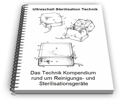 Sterilisationsgerät Ultraschallreinigungsgerät Technik