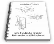 Schubkarre Schubkarren Schubkarrengestell Technik