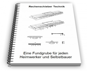 Rechenschieber Rechenstab Analogrechner Technik