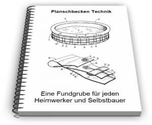 Planschbecken Planschen Becken Technik