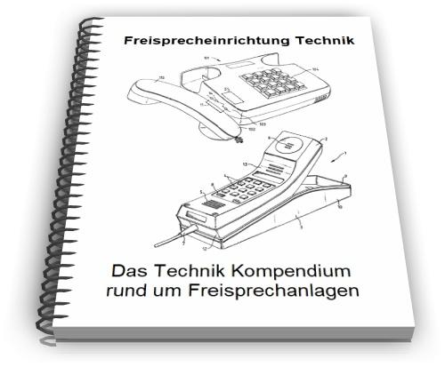 Freisprecheinrichtung Freisprechanlage Technik