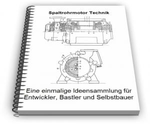 Spaltrohrmotor Spaltrohrpumpe Spaltrohrmotorpumpe Technik