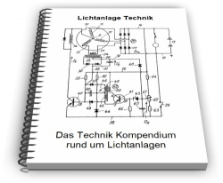 Lichtanlage Lichtstellanlage Lichtstelleinrichtung Technik