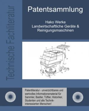 HAKO Werke Landwirtschaftliche Geräte & Reinigungsmaschinen