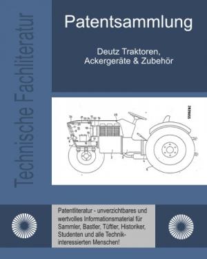 DEUTZ Traktoren, Ackergeräte und Zubehör