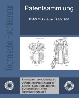 BMW Motorräder von 1936-1980