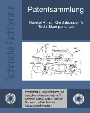 HEINKEL Roller, Kleinfahrzeuge und Technikkomponenten