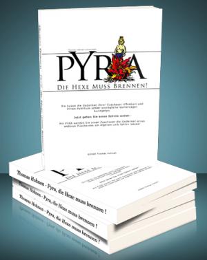 Pyra - Die Hexe muss brennen
