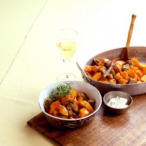 Kürbisrezepte - Suppen und Eintöpfe