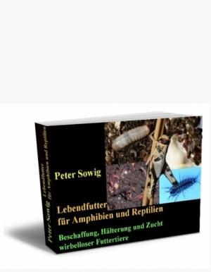 Lebendfutter für Amphibien und Reptilien