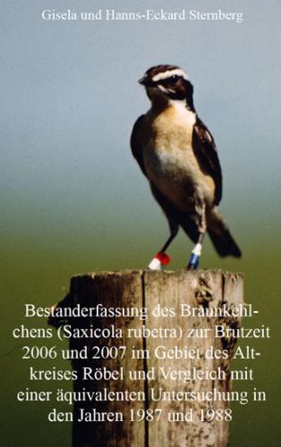 Bestanderfassung des Braunkehlchens (Saxicola rubetra) zur Brutzeit 20