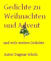 Gedichte, Weihnachts- und Adventsgedichte