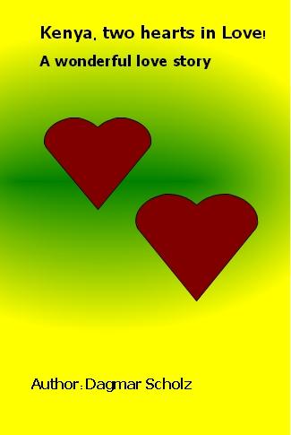 Kenya, two hearts in Love
