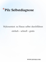 Pilzdiagnose