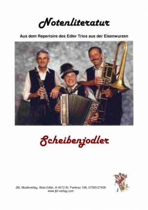 Scheibenjodler - Musiknoten