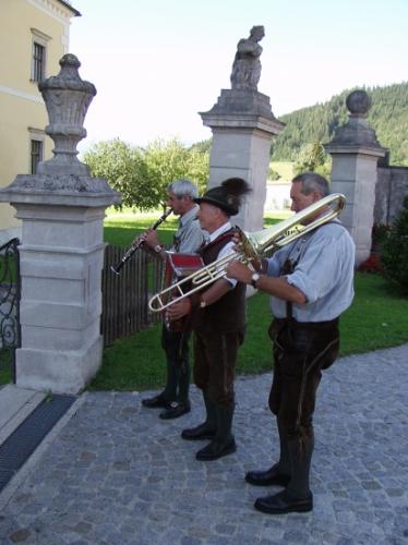 I bin a Steirabua - Musiknoten