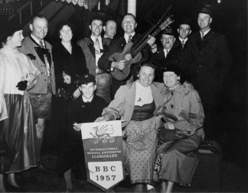 Kirtagslandler - Musiknoten