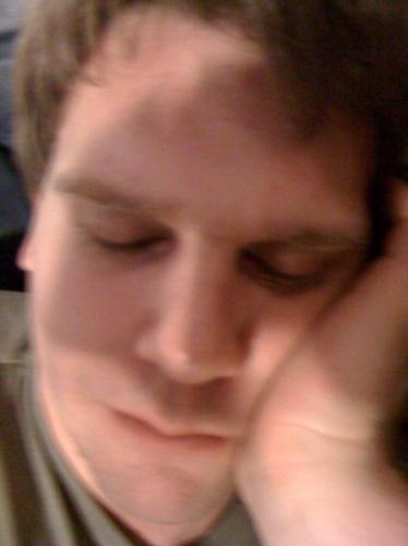Der schlafende Göttergatte