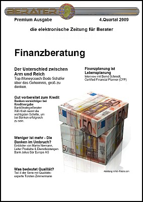 Beraterzeitung Premium Ausgabe Q4.2009