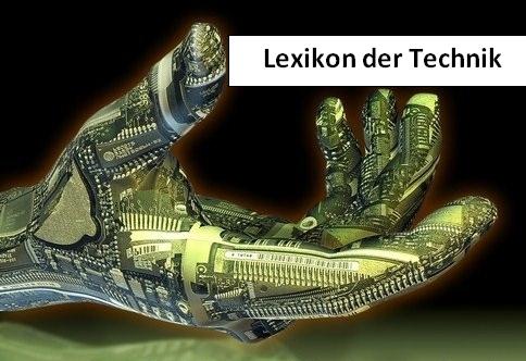 Lexikon Fachbegriffe der Technik in deutscher Sprache