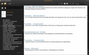 Lexikon / Glossar: Grundlagen Begriffe Wortschatz Elektronik